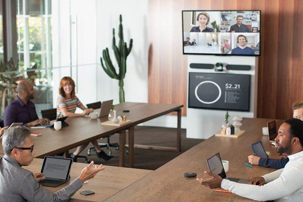 וידאו קונפרנס למשרדים. Video conference לעסקים